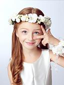 זול אביזרים לילדים-בנים 'בנות' אביזרי שיער, כל עונות headbands אקריליק - חאקי סגול בז '