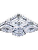preiswerte Bauchtanzkleidung-UMEI™ 4-Licht Unterputz Raumbeleuchtung Galvanisierung Metall LED 90-240V LED-Lichtquelle enthalten / integrierte LED