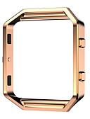 hesapli Smartwatch Bantları-Watch Band için Fitbit Blaze Fitbit Klasik Toka Metal / Paslanmaz Çelik Bilek Askısı