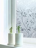 preiswerte Abendkleider-Art Deco Moderne Fensterfolie, PVC/Vinyl Stoff Fensterdekoration Esszimmer Schlafzimmer Büro Kinderzimmer Wohnzimmer Badezimmer Shop /