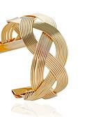 preiswerte Modische Uhren-Damen Manschetten-Armbänder - Modisch Armbänder Silber / Golden Für