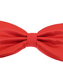 preiswerte Krawatten & Fliegen-Herrn Party Büro Grundlegend, Polyester Fliege Jacquard