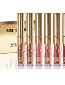 cheap Evening Dresses-Limited Gold edition 6 color mini Lip Gloss Matte Kylie Cosmetics lip lit Wet / Dry Shaving Daily Makeup Liquid Cosmetics
