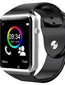 cheap Quartz Watches-W8 Bluetooth Smartwatch with Camera 2G SIM TF Card Slot Smartwatch Phone For Android IPhone