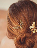 cheap Fashion Headpieces-Women's Vintage Cute Party Alloy Jewelry Hair Clip