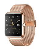 halpa Naisten yöasut-Smartwatch YYZ50 for iOS / Android / iPhone Kosketusnäyttö / Poltetut kalorit / Askelmittarit Activity Tracker / Sleep Tracker / Löydä