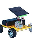 abordables Biquinis y Bañadores para Mujer-Juguetes de energía solar Barco Alimentado por Energía Solar Manualidades ABS Niños Chico Chica Juguet Regalo