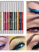 cheap Women's Nightwear-12 Colors Eyeshadow Eyebrow Pencil Eyeshadow Crayon Professional Glitter Shine Fashion 12 pcs Makeup Cosmetic Daily Makeup Halloween Makeup Party Makeup Long Lasting Cosmetic Grooming Supplies