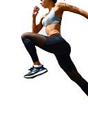 abordables Sudaderas de Hombre-Mujer Retazos / See Through Pantalones de yoga Deportes Sexy, Moda Malla, Licra Pantalones / Sobrepantalón Pilates, Ejercicio y Fitness,