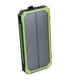abordables Relojes Deportivo-Para Batería externa del banco de potencia 5 V Para 2 A / # Para Cargador de batería Impermeable / Linterna / Multisalida LED / A Prueba de Golpes