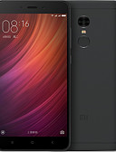 halpa Puhelimen kuoret-Xiaomi Redmi Note 4 Global Version 5.5 inch / 5.1-5.5 inch tuuma 4G älypuhelin (4GB + 64GB 13 mp Qualcomm Snapdragon 625 4100 mAh mAh) / 1920*1080 / Kyllä / Kahdeksanydin / FDD (B1 2100)