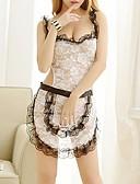 preiswerte Damen Nachtwäsche-Damen Sexy Anzüge Uniformen & Cheongsams Besonders sexy Nachtwäsche Einfarbig