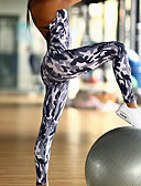 voordelige Dames jumpsuits & rompers-Dames Jumpsuit - camouflage, Kruiselings Diepe U-hals Hoge taille
