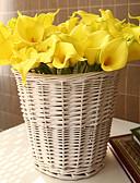halpa Hääpuvut-Keinotekoinen Flowers 10 haara minimalistisesta Kalla Pöytäkukka