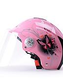 cheap Women's Dresses-Half Helmet Anti-UV Breathable ABS Motorcycle Helmets