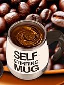 cheap Men's Underwear & Socks-Drinkware Stainless Steel Daily Drinkware Coffee Mug Heat Retaining 1pcs