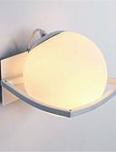 halpa Nuorempien morsiusneitojen mekot-Moderni / nykyaikainen Seinävalaisimet Metalli Wall Light 220-240V 7W