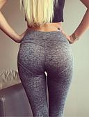 זול מכנסיים לנשים-מכנסיים אחיד רזה מכנסי טרנינג צ'ינו Yhtenäinen väri בגדי ריקוד נשים