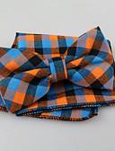 ieftine Cravate & Papioane de Bărbați-Bărbați Plisat Petrecere Birou De Bază, Bumbac - Eșarfă Cravată