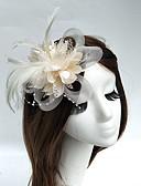 hesapli Gelin Şalları-Tül / Tüy / Net  -  Headbands / Fascinators / Şapkalar 1 Düğün / Özel Anlar Başlık