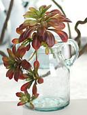 זול חולצה-פרחים מלאכותיים 1 ענף פסטורלי סגנון צמחים פרחים לשולחן