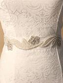 זול בלייזרים וחליפות לגברים-טפטה / מֶשִׁי חתונה אבנט עם ריינסטון / אפליקציות בגדי ריקוד נשים אבנטים