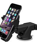 baratos Chapéus Femininos-Ziqiao suporte de suporte de suporte de carro stand 360 graus de rotação universal carros pára-brisa braço longo smartphone carros titular