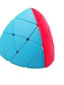 baratos Roupas Íntimas e Meias Masculinas-Rubik's Cube QI YI Pyraminx Mastermorphix Cubo Macio de Velocidade Cubos mágicos Cubo Mágico Adesivo Liso Dom Unisexo