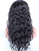 cheap Ice Skating Dresses , Pants & Jackets-water wave lace front human hair wigs for black women pre plucked hair peruvian remy hair wig with bleached knots