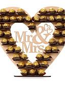 billige Junior brudepikekjoler-Unik bryllupsdekor Blandet Materiale Bryllupsdekorasjoner Bryllup / Fest / Bryllupsfest Klassisk Tema Alle årstider