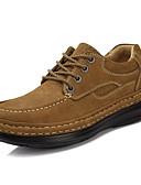 ieftine Cravate & Papioane de Bărbați-Unisex Pantofi formali Nappa Leather Toamnă / Iarnă Oxfords Negru / Maro Deschis / Party & Seară