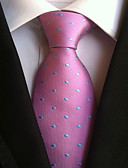 cheap Men's Ties & Bow Ties-Men's Work Basic Necktie - Dots