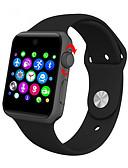 levne Exotické pánské spodní prádlo-Inteligentní hodinky YYDM09 pro Android iOS Bluetooth Sportovní Dotykový displej Spálené kalorie Dlouhá životnost na nabití Sledování vzdálenosti Sledování aktivity Měřič spánku sedavé Připomenut