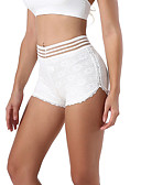 cheap Panties-Women's Shorties & Boyshorts Panties - Lace, Solid Colored