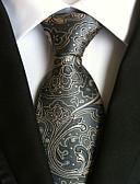 cheap Men's Ties & Bow Ties-Men's Work Basic Necktie - Jacquard