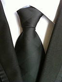 cheap Men's Ties & Bow Ties-Men's Work / Basic Necktie - Solid Colored