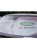 olcso Női blúzok és tunikák-Autóipari Autós napellenzők Autós varrók Kompatibilitás Land Rover Discovery Freelander Evoque Discovery Sport Range Rover Műanyag
