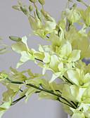 olcso Junior koszorúslány-ruhák-Művirágok 5 Ág Esküvő Növények Asztali virág