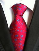 cheap Men's Ties & Bow Ties-Men's Work Basic Necktie - Dots