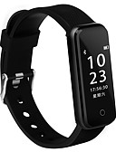 cheap Smart Activity Trackers & Wristbands-Tank007 Smart Bracelet IP67 Calories Burned Pedometers Exercise Record Health Care Alarm Clock Camera Control Light and Convenient Path
