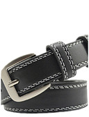 cheap Fashion Belts-Women's Irregular Style Alloy Wide Belt - Solid Colored Fashion