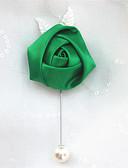 abordables Ramos de Flores para Boda-Ramos de Flores para Boda Ojales Boda Perlas Poliéster Aprox.2cm