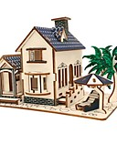 preiswerte Damen Blazer-3D - Puzzle / Holzpuzzle / Modellbausätze Häuser / Mode / Haus Kinder / Neues Design / Schlussverkauf Hölzern 1 pcs Klassisch / Modern / Zeitgenössisch / Modisch Kinder Geschenk
