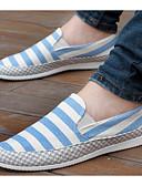 ieftine Polo Bărbați-Bărbați Pantofi Pânză Primăvară / Toamnă Confortabili Mocasini & Balerini Rosu / Albastru / Albastru Deschis