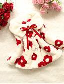 tanie Męskie koszulki polo-Odzież puchowa / pikowana Bawełna Dla dziewczynek Jendolity kolor Długi rękaw Black Czerwony Blushing Pink