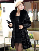 cheap Gloves-Long Sleeve Faux Fur Wedding / Party / Evening Women's Wrap With Coats / Jackets