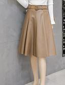preiswerte Damen Röcke-Damen Klassisch & Zeitlos Rock Röcke - Solide