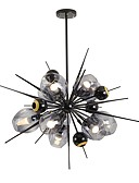 cheap Quartz Watches-ZHISHU 10-Light Chandelier Ambient Light - Mini Style, 110-120V / 220-240V Bulb Not Included / 15-20㎡