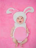 cheap Baby Girls' Clothing Sets-Baby Unisex Christmas Birthday Print Clothing Set, Cotton All Seasons Cute Sleeveless Blushing Pink