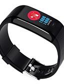 זול שמלות נשים-חכמים שעונים YY-CK18s ל Android 4.4 / iOS מודד לחץ דם / כלוריות שנשרפו / מד צעדים / Anti-האבוד / בקרת APP Tracker דופק / מד צעדים / מד פעילות / מעקב שינה / תזכורת בישיבה / מצאו את המכשירשלי / 200-250